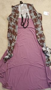 Other - BNWT lularoe outfit!